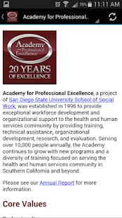 Academy for Professional Excel- screenshot thumbnail