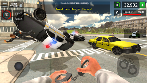 Cop Duty Police Car Simulator 1.62 Screenshots 2