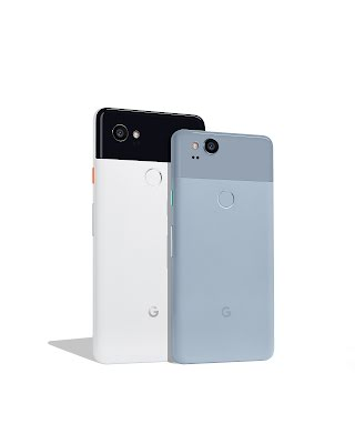 The all-new Pixel 2
