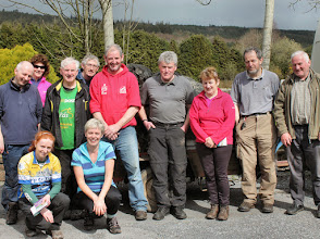 Photo: Clean-up day in the Glen, Saturday April 5, 2014. Photo by Frank McMahon, Limerick Climbing Club. 1 of 3