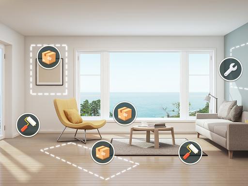 Home Design : Paradise Life screenshots 23