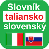 Taliansky slovník SK PCT+