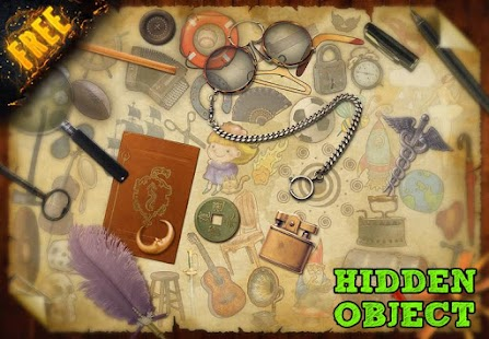 Hidden object PRO Screenshot