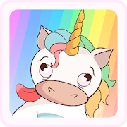 Fat Unicorn 🦄: Winged Pony Adventure Heavens