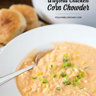 Arizona Corn Chowder.
