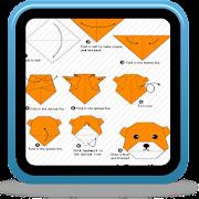 Easy Origami Folding Tutorials icon