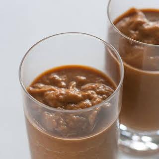 Pumpkin Coffee Smoothie.