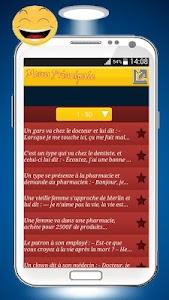 Blagues Françaises Bestof 2016 screenshot 2
