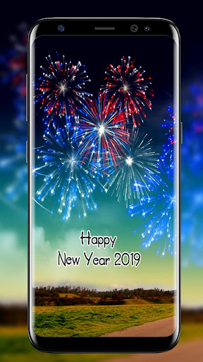 New Year Wallpaper 2019 ud83cudf89 Happy New Year GIF 2019 1.1 screenshots 8