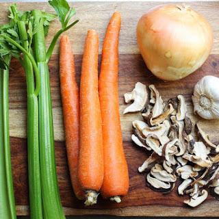 Homemade Chicken Stock Basil Recipes