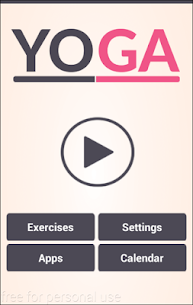 Yoga For Health & Fitness Apk  Download For Android 1