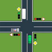Проезд перекрестков. Тренажер