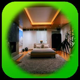 Stropní návrh nápady v místnos - náhled