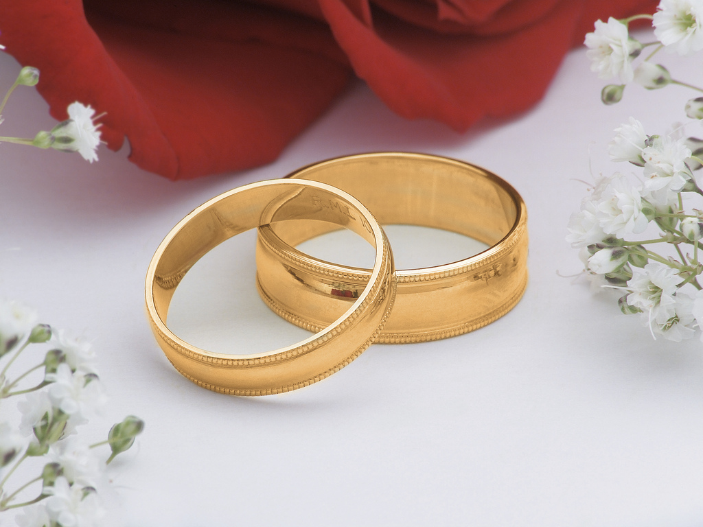 introduce metal we wedding specifically now rings your d that to you single like ring finishes for different have choose added finish