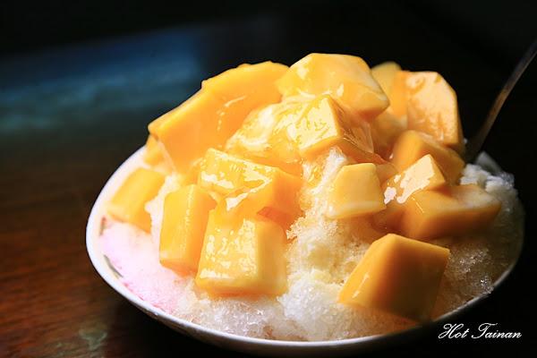 小北觀光夜市內人氣老冰店:小北阿松冰品養生果汁