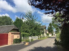 Photo: Poses, Chemin du Halage
