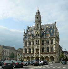 Photo: Oudenaarde, l'hôtel de ville