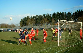 Photo: 08/04/08 v Baldock Town (HCSL1) 0-6 - contributed by Martin Wray