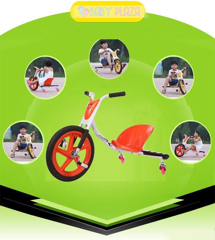 Xe đạp 3 bánh Drift PX-677 cho bé 1