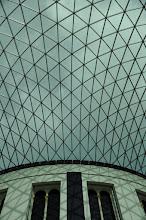 Photo: British Museum courtyard