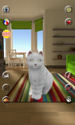 Talking Cute Cat  screenshots 1