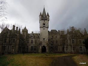 Photo: strašidelnej a vybydlenej Chateau Noisy Miranda