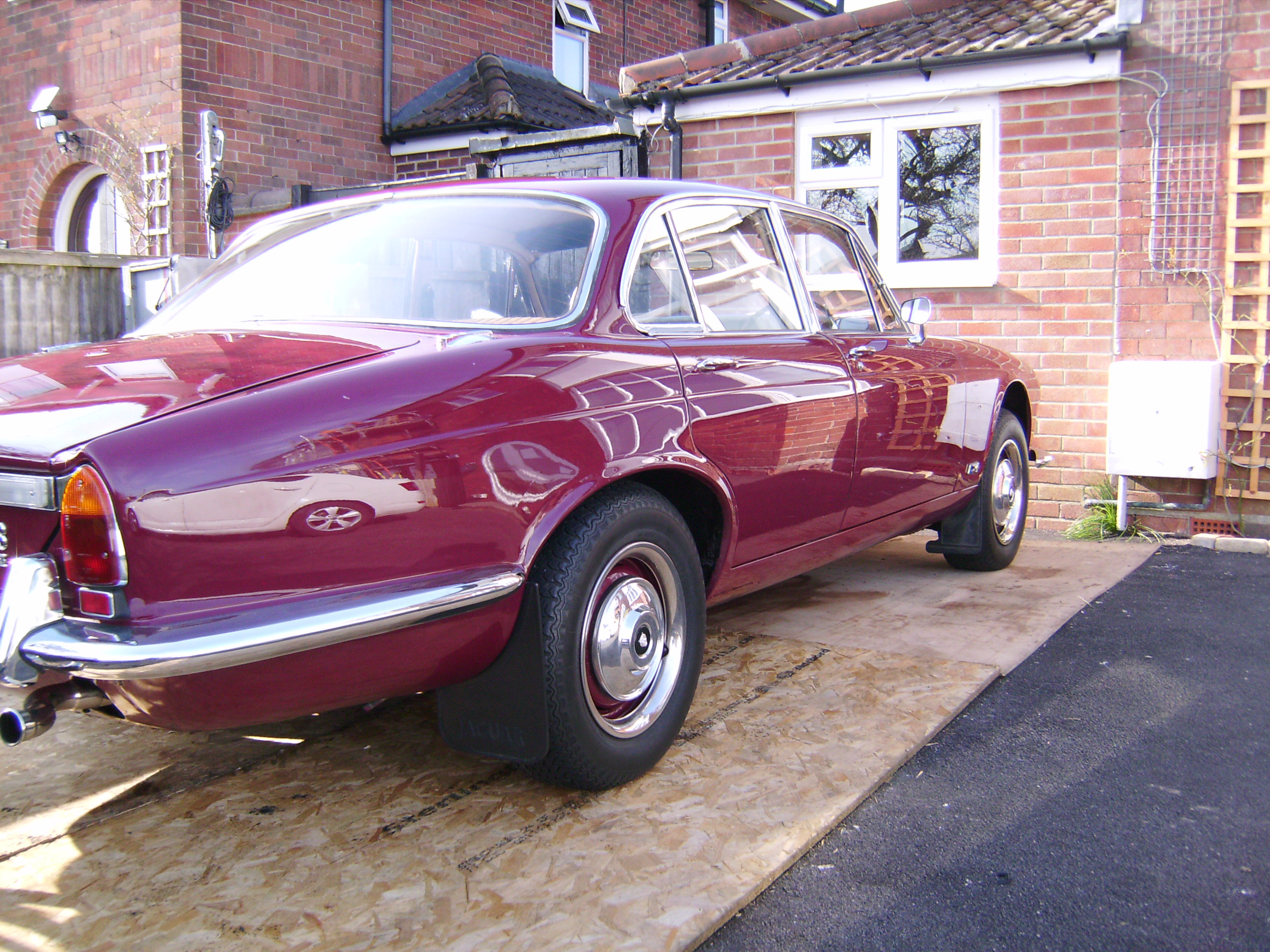 Jaguar Xj6 Series1 Hire Wincanton