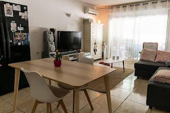 Appartement 2 pièces 57,02 m2