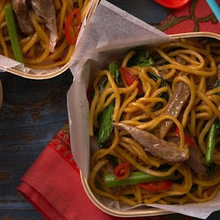 Hoisin Duck Stir Fry