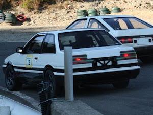 スプリンタートレノ AE86 GTアペのカスタム事例画像 てるオさんの2018年09月17日23:25の投稿