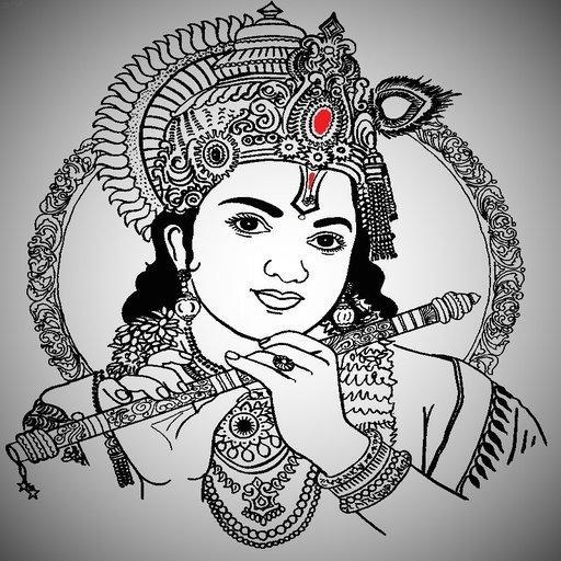 Bhagavad Gita in Englsih and Hindi (English Audio)