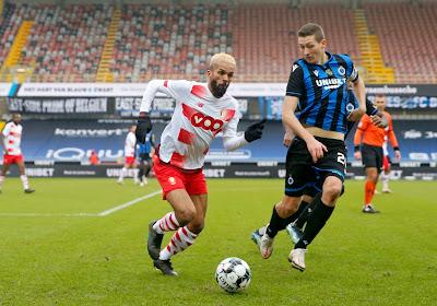 """Mehdi Carcela : """"La Coupe reste bien évidemment un objectif"""""""