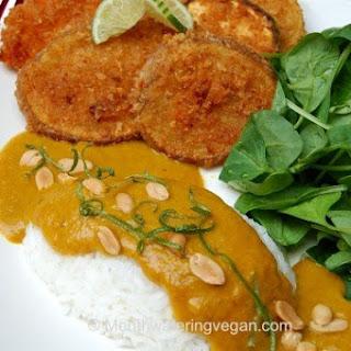 My Wagamama Yasai Katsu Curry.