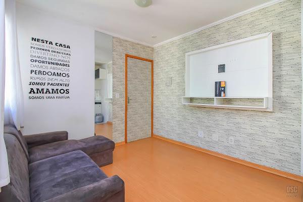 Apartamento Residencial à venda, Restinga, Porto Alegre 38m²