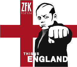 Photo: ZFK This is England (poster for movie club)