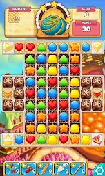 Cookie Jam™ Match 3 Games & Free Puzzle Game APK screenshot thumbnail 2