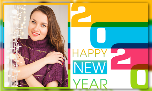 Download New Year Photo Frames 2020 For PC Windows and Mac apk screenshot 3