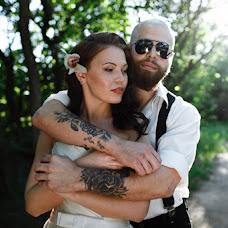 Bryllupsfotograf Mikhail Denisov (MOHAX). Bilde av 07.04.2017