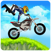Off Road 3D Stunt Bike Race: Hill Climb Challenge