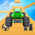 Car Stunt 3D Racing: Mega Ramp Simulator Games icon