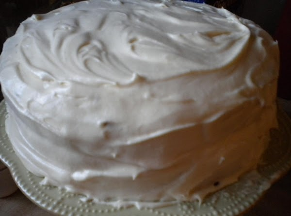 Carrot Cake W/ Cream Cheese Frosting Recipe
