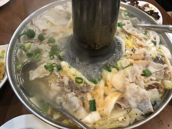 珍香麺食快炒