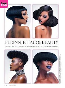 Black Beauty & Hair magazine- screenshot thumbnail