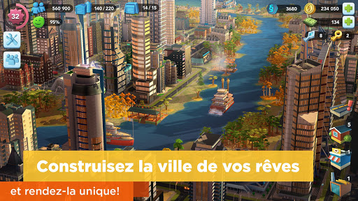 SimCity BuildIt captures d'u00e9cran 1