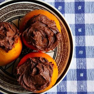 Amazing Grilled Orange Chocolate Cakes