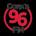 Cork's 96FM icon