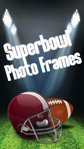 Superbowl Photo Frames