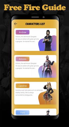 Guide For Free Fire Diamond 2020 1.0 screenshots 6