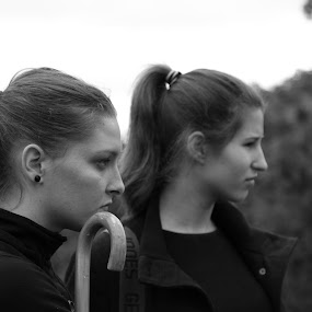 by Bence Czigány - People Portraits of Women