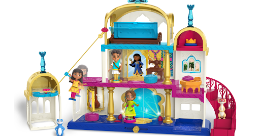 Disney Junior Royal Adventures Palace Playset Only $7.62 on Amazon or Walmart (Regularly $26)